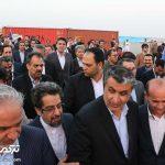 افتتاح8 2 150x150 - گزارش تصویری افتتاح پروژههای بندر چابهار