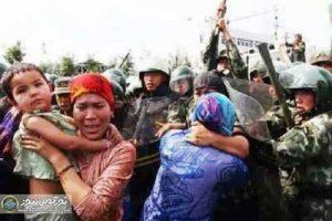 مسلمانان 300x200 - ادامه مظالم چین بر علیه اویغورهای مسلمان