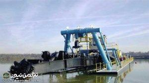 لایروبی گرگانرود 300x168 - لایروبی گرگانرود با دستگاه کاترساکشن سازمان بنادر و دریانوردی