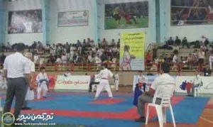 گنبد 300x179 - آغاز مسابقات قهرمانی کاراته سبک گوجوکای کشور و انتخابی تیم ملی در گنبدکاووس آغاز شد