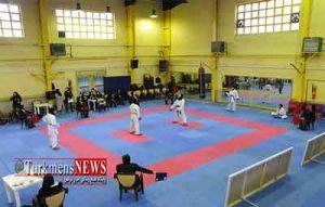 اردوی تیم ملی کاراته دختران در گرگان برگزار می شود