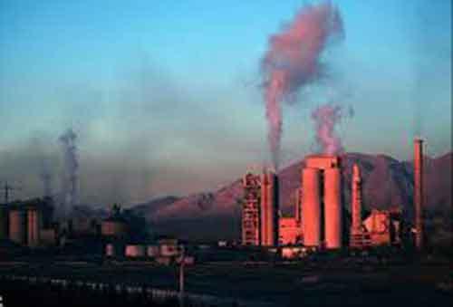سیمان پیوند گلستان - مهلت ۱۵ روزه برای رفع آلایندگی کارخانه سیمان پیوند گلستان