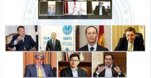 انستیتوی مطالعات استراتژی 300x156 - تاکید کارشناسان منطقه بر اتصال بین آسیای مرکزی و جنوبی