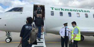 بین المللی بهداشت ترکمنستان 300x151 - فعالیت کارشناسان بینالمللی بهداشت در ترکمنستان آغاز شد