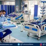 کاهش بیماران کرونایی استان گلستان