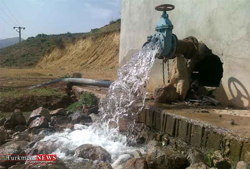 کاهش 20 درصدی منابع آب شرب روستایی کلاله