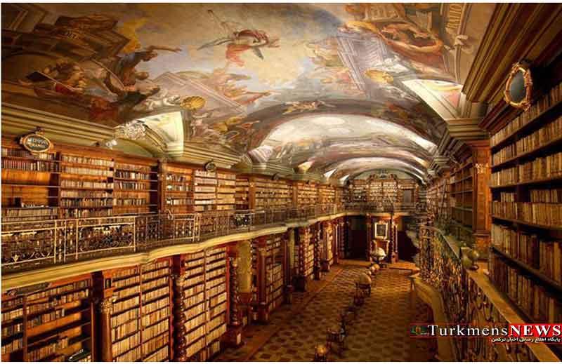 زیباترین و بزرگترین کتابخانههای جهان
