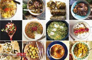 کدام غذاها در فهرست میراث ناملموس کشور ثبت شدهاند