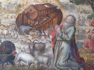 حضرت نوح1 300x225 - کشتی حضرت نوح کجاست؟ + تصاویر