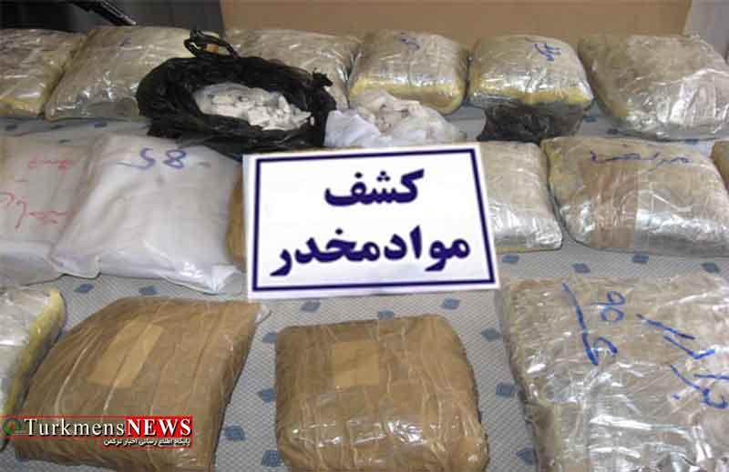 کشف بیش از 37 کیلو مواد مخدر در آزادشهر