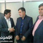 حضور فرماندار و شهرداران شهرستان کلاله در مرکز سامد استان