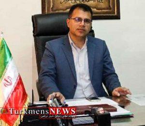 کمال الدین نظر نژاد به سمت معاون برنامه ریزی اداره کل آموزش و پرورش گلستان