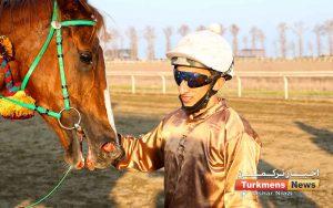 دألیجه آتا ترکمن نیوز 300x188 - روز اول هفته هفتم مسابقات اسبدوانی زمستانه گنبدکاووس برگزار شد+عکس