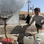 مشکل کمبود آب شرب در روستاهای مناطق مرزی گنبدکاووس برطرف شود