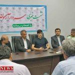 کنفرانس خبری سردار آزمون (2)