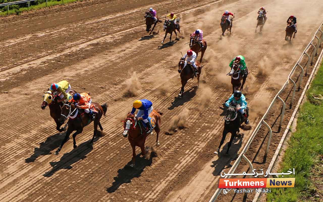 هفته پایانی کورس اسبدوانی گنبدکاووس ۲۴ و ۲۵ اردیبهشت ماه برگزار می شود