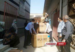 گازی روستای چای قوشان کوچک 2 300x211 - اهدای کولر گازی به مددجویان کمیته امداد در روستای چای قوشان کوچک+عکس