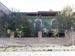 دفه 3 300x225 - تجلی معماری قاجار در کوموش دفه/زندگی ترکمنها در دالان تاریخ جریان دارد
