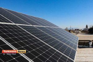 نیروگاه خورشیدی ترکمن نیوز 5 300x201 - اولین و بزرگترین نیروگاه خورشیدی خانگی شمال و شرق گلستان راه اندازی شد+عکس