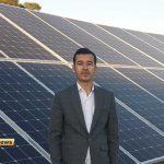 نیروگاه خورشیدی ترکمن نیوز 8 150x150 - اولین و بزرگترین نیروگاه خورشیدی خانگی شمال و شرق گلستان راه اندازی شد+عکس