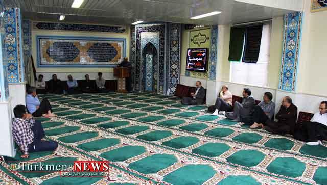 گرامیداشت سالگرد ارتحال حضرت امام خمینی (ره) و قیام خونین 15خرداد و لیالی قدر در گازگلستان