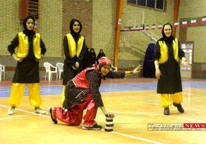 گلستان میزبان اولین اردوی تاریخ تیم ملی هفت سنگ بانوان