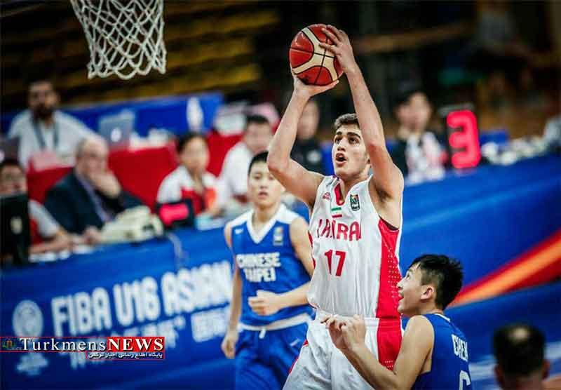 مسابقات بسکتبال نوجوانان غرب آسیا به میزبانی گلستان برگزار می شود