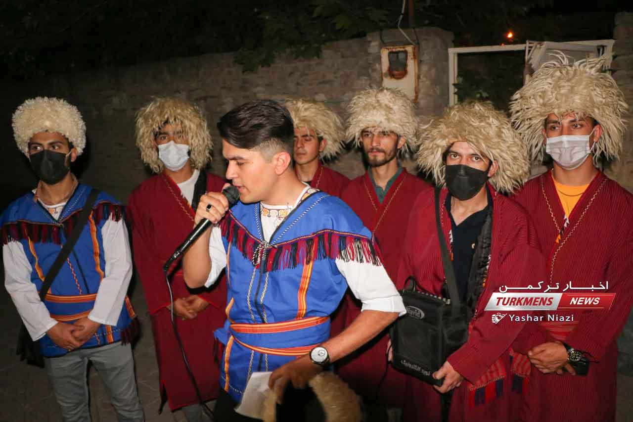 1400 ترکمن نیوز - ۱۴۰۰-نجی ییلینگ یارمضان گیجهسی گلیپده گچدی «الله ووو»