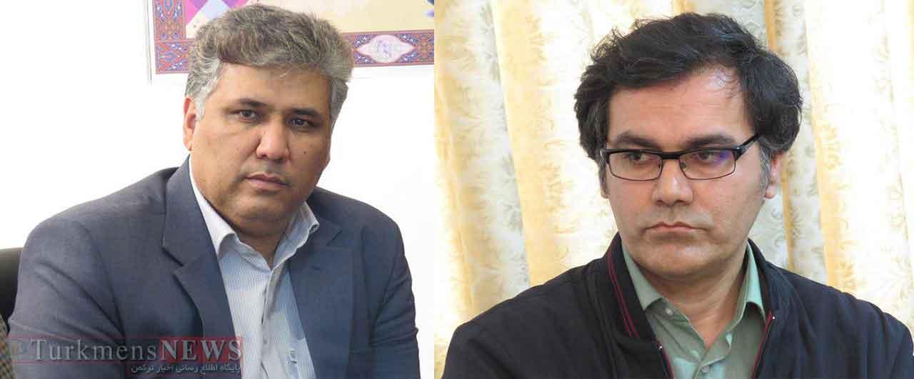 گفت و گوی یاشار نیازی مدیر ترکمن نیوز با عبدالقیوم شکاری مدیر اساس نیوز