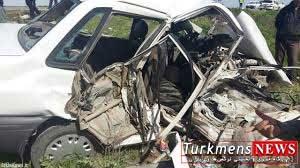300x168 - تصادف در جاده آق قلا - گنبدکاووس دو کشته برجای گذاشت