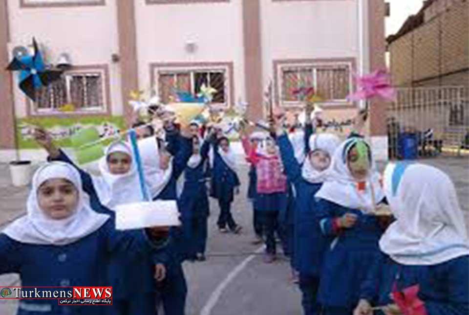 ۱۸ مدرسه در گنبدکاووس به بهرهبرداری میرسد