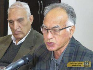 موسی جرجانی مدیر مسئول هفته نامه اقتصاد گلستان