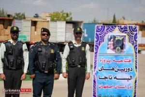 لباس ماموران پلیس ایران تا پایان شهریور به دوربین مجهز میشود