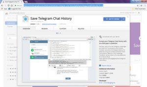 0001telegram 1 300x177 - چگونه از محتوای تلگرم بک آپ بگیریم؟
