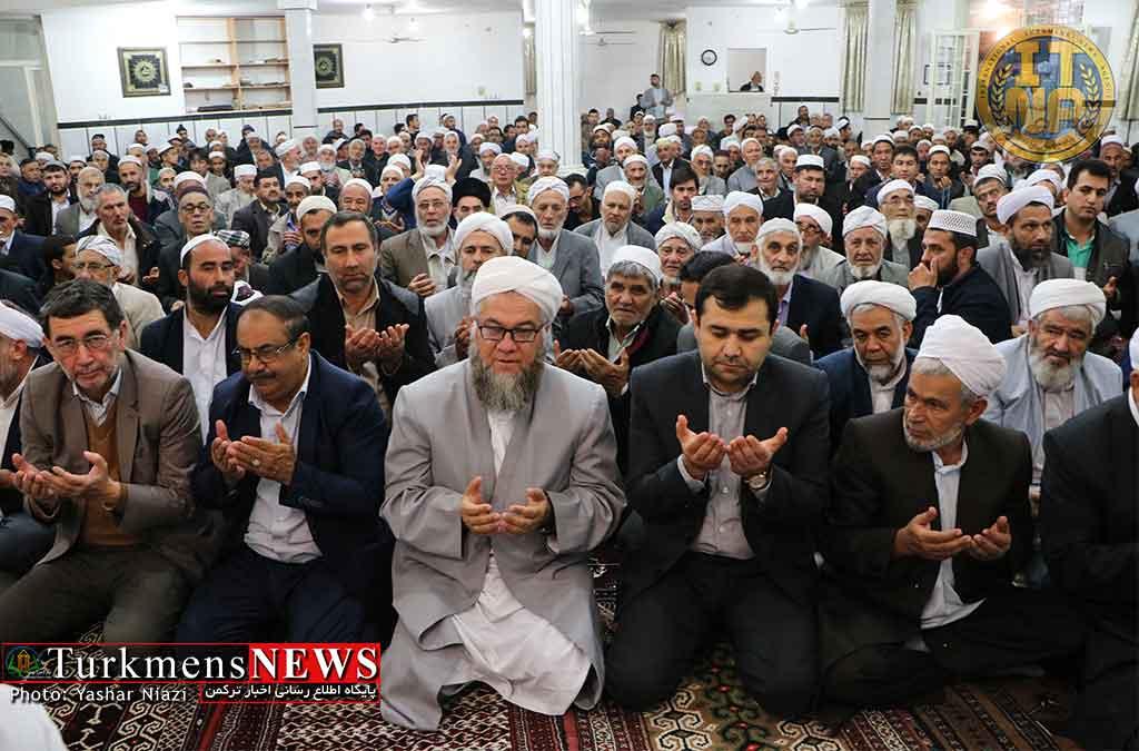 01 5 - مراسم مولودخوانی دهستان آق آباد شهرستان گنبدکاووس برگزار شد+گزارش تصویری