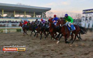 1 244 300x188 - روز دوم هفته هشتم مسابقات اسبدوانی زمستانه گنبدکاووس برگزار شد+عکس