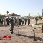 گزارش تصویری آئین صبحگاه نیروهای مسلح استان گلستان در قرارگاه عملیاتی لشکر 30 گرگان
