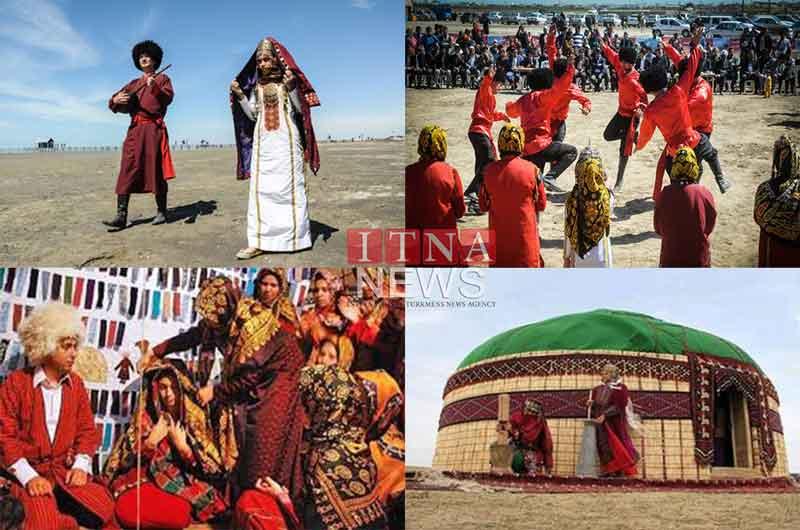 تلاشها برای احیای فرهنگ و زندگی فراموش شده ترکمنها آغاز شده است