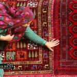 10 15 150x150 - احیای فرشهای اصیل ترکمن با نقوش «قفسه گل»، «طغرل کل» و «آینه گل»