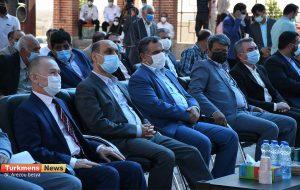 13 19 300x190 - گزارش تصویری 288-مین سالگرد بزرگداشت مخدومقلی فراغی در آق توقای