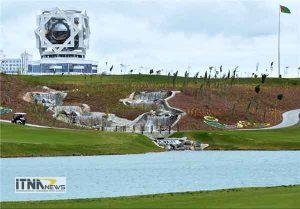 13960726001639 PhotoL 300x209 - افتتاح اولین باشگاه گلف در «عشق آباد»+تصاویر