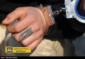 1396092813313658612828324 300x209 - اعتراف سارق سابقهدار به ۳۱ فقره سرقت وسایل و قطعات خودرو در گلستان