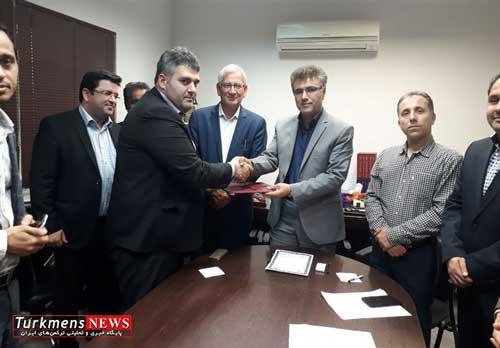 تفاهمنامه همکاری خانه مطبوعات و کانون وکلای گلستان امضا شد