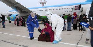 13990918000371 Test PhotoN 300x151 - ازبکستان 98 زن و کودک خود را از سوریه تحویل گرفت