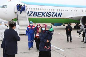 13990918000372 Test PhotoL 300x200 - ازبکستان 98 زن و کودک خود را از سوریه تحویل گرفت