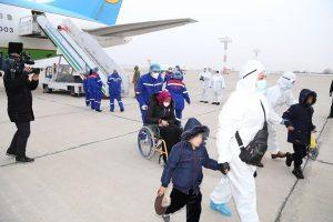 13990918000376 Test PhotoL 300x200 - ازبکستان 98 زن و کودک خود را از سوریه تحویل گرفت