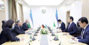 13991209000178 Test PhotoN 300x151 - سرمایهگذاری محور دیدار مقامات ازبکستان و آلمان