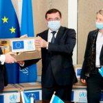 13991216000096 Test PhotoN 150x150 - ارسال کمکهای بشردوستانه سازمان جهانی بهداشت به ازبکستان