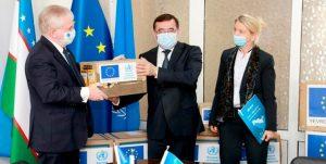 13991216000096 Test PhotoN 300x151 - ارسال کمکهای بشردوستانه سازمان جهانی بهداشت به ازبکستان
