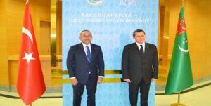 13991216001066 Test PhotoN 300x151 - دیدار وزیر امور خارجه ترکیه با مقامات عالیرتبه ترکمنستان